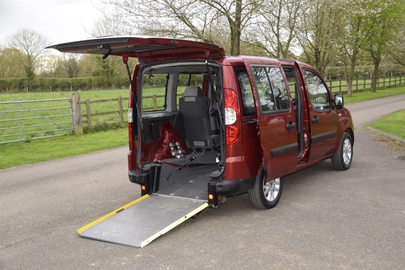 used Fiat Doblo 8V DYNAMIC H/R in in-oxfordshire