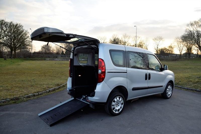used Fiat Doblo MYLIFE in in-oxfordshire