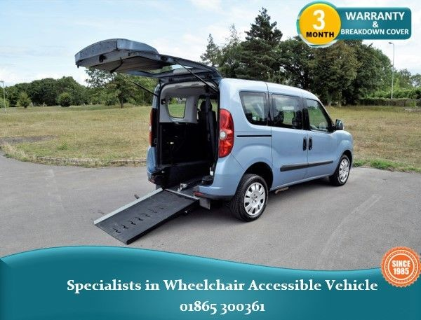 used Fiat Doblo MYLIFE in in-oxfordshire