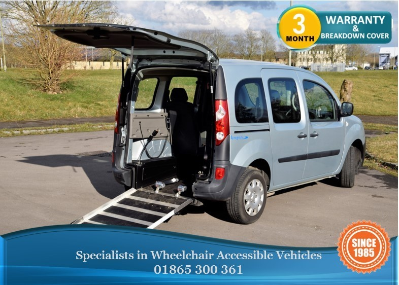 used Renault Kangoo EXTREME 16V in in-oxfordshire