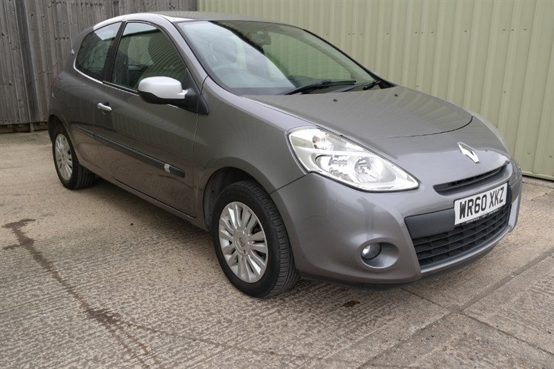 used Renault Clio I-MUSIC 16V in bassingbourn-hertfordshire