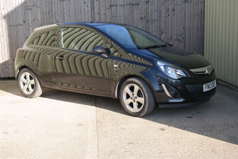 used Vauxhall Corsa SXI AC in bassingbourn-hertfordshire