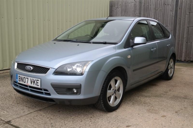 used Ford Focus Zetec in bassingbourn-hertfordshire