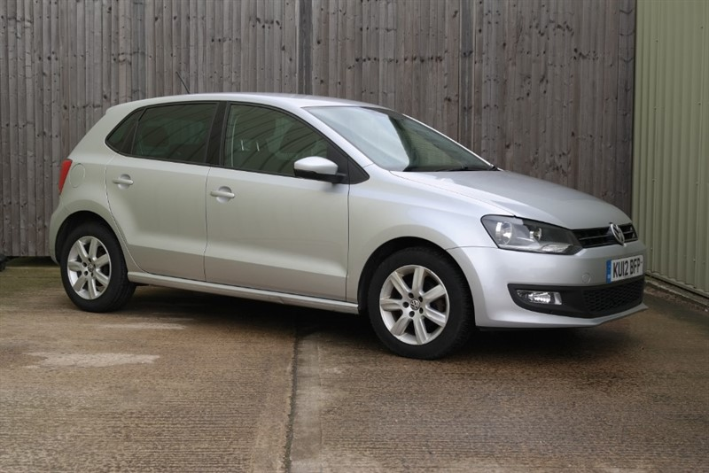 used VW Polo MATCH in bassingbourn-hertfordshire