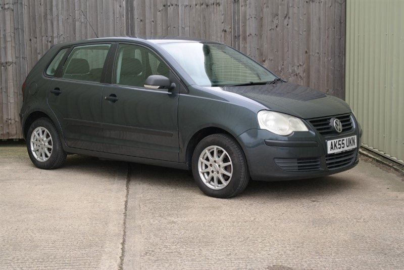 used VW Polo E (55BHP) in bassingbourn-hertfordshire