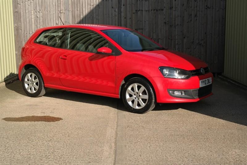 used VW Polo SE in bassingbourn-hertfordshire