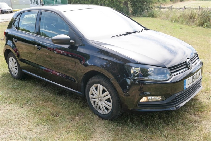 used VW Polo S AC in bassingbourn-hertfordshire