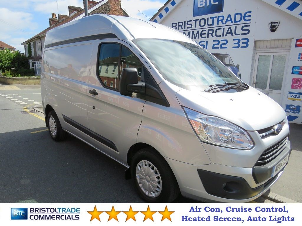 used Ford Transit Custom 310 TREND HIGH ROOF in bristol