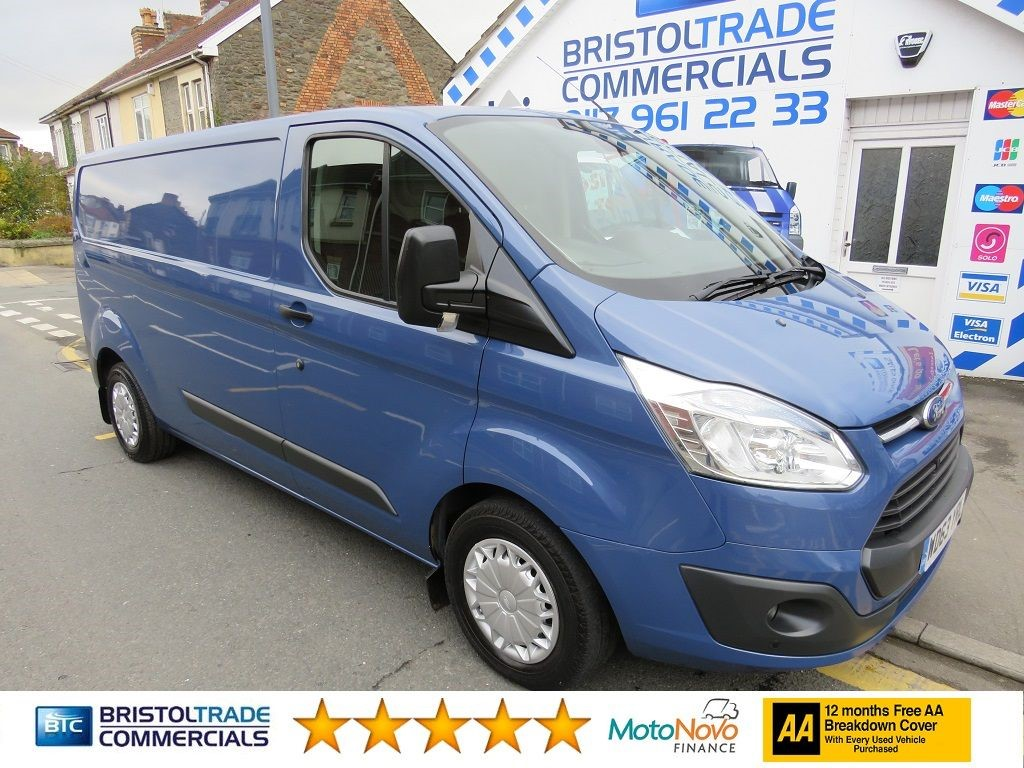 used Ford Transit Custom 310 TREND LR P/V REACH AND WASH  in bristol