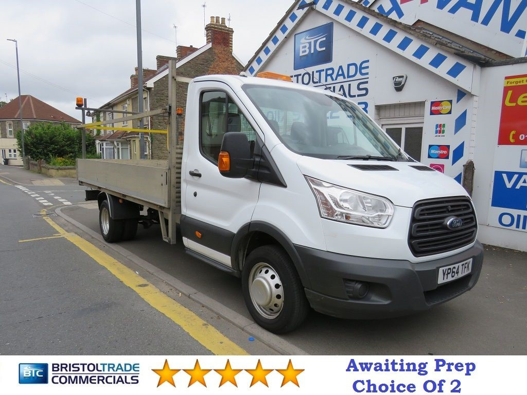 used Ford Transit 350 EXTRA LONG DRW in bristol