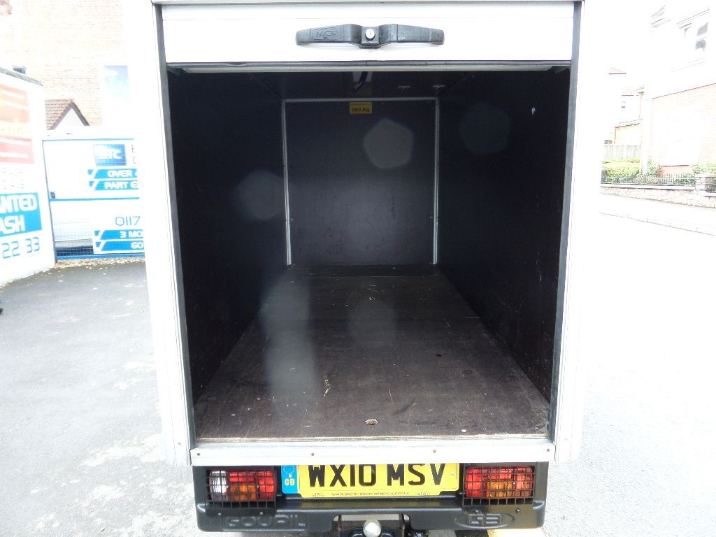 Used White Goupil G Series For Sale Bristol