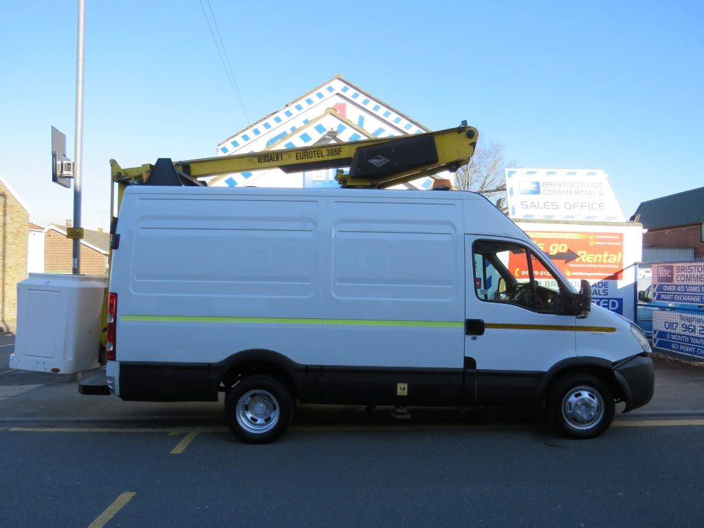 used white iveco daily for sale bristol. Black Bedroom Furniture Sets. Home Design Ideas