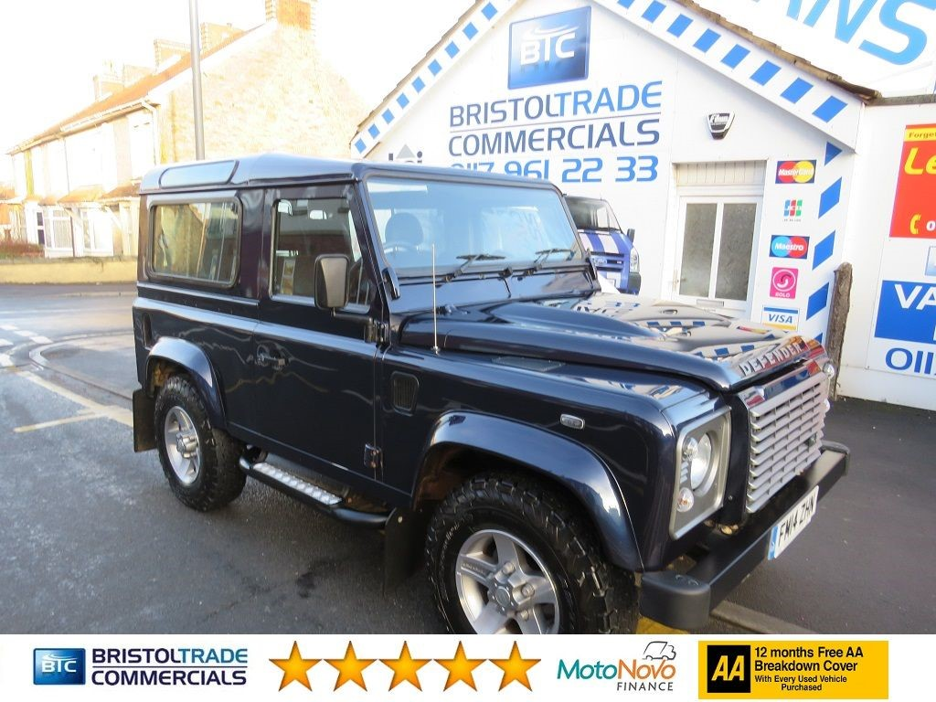 used Land Rover Defender 90 TD XS STATION WAGON in bristol
