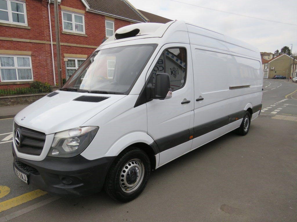 c8bd02174c Mercedes Sprinter 313 CDI LWB FRIDGE VAN