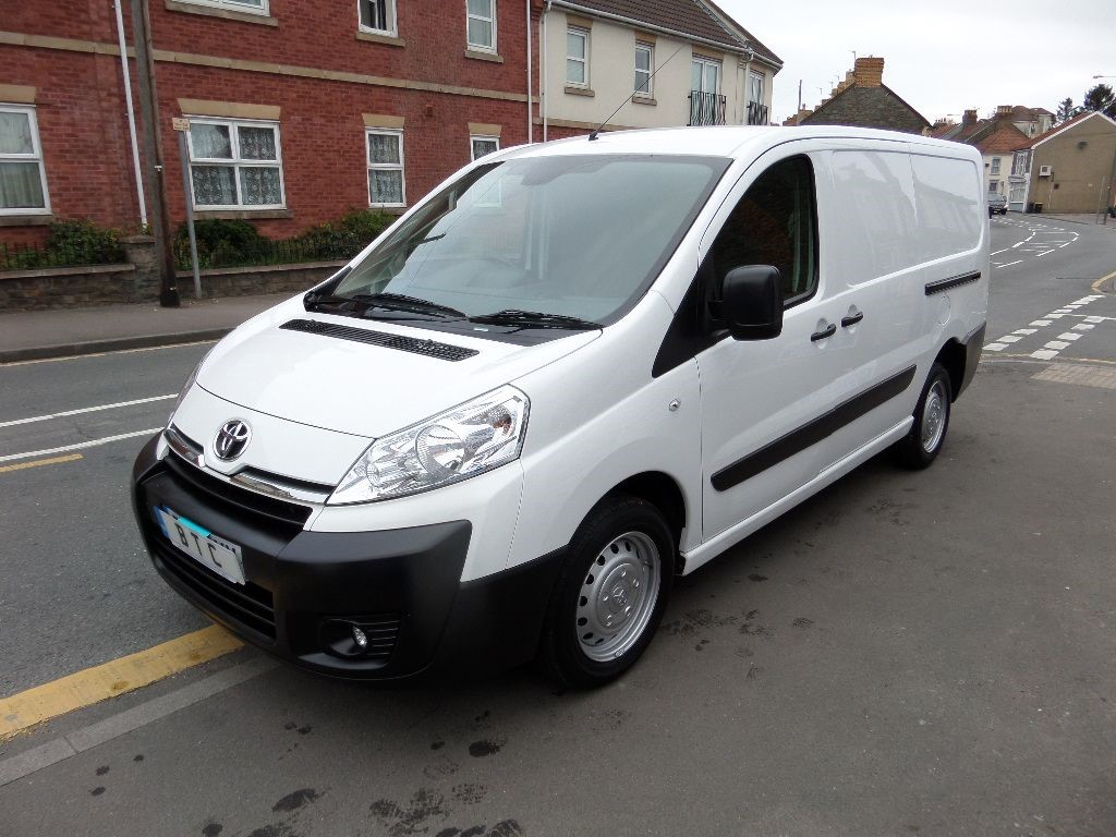 used white toyota proace for sale bristol. Black Bedroom Furniture Sets. Home Design Ideas