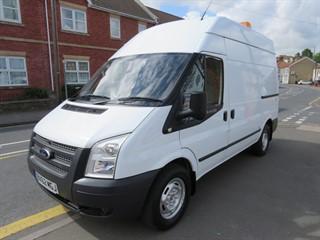 Ford Transit | Bristol Trade Commercials | Avon