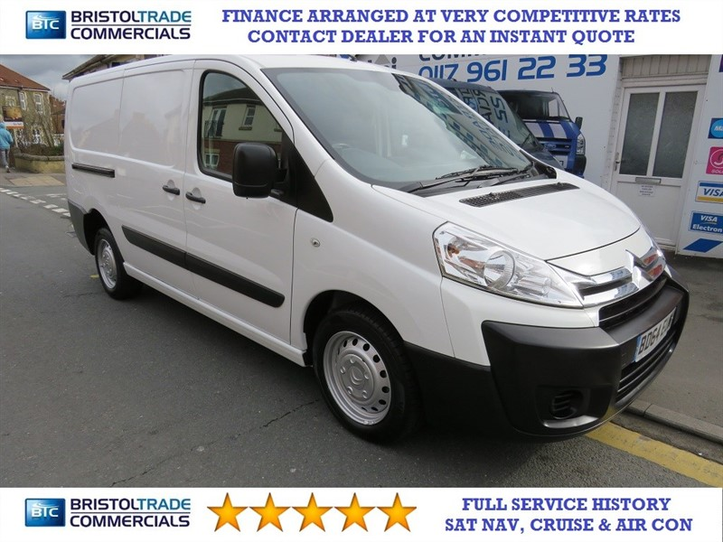 used Citroen Dispatch 1200 L2H1 ENTERPRISE HDI in bristol