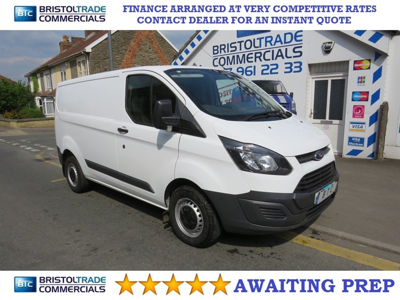 used Ford Transit Custom 270 LR P/V in bristol