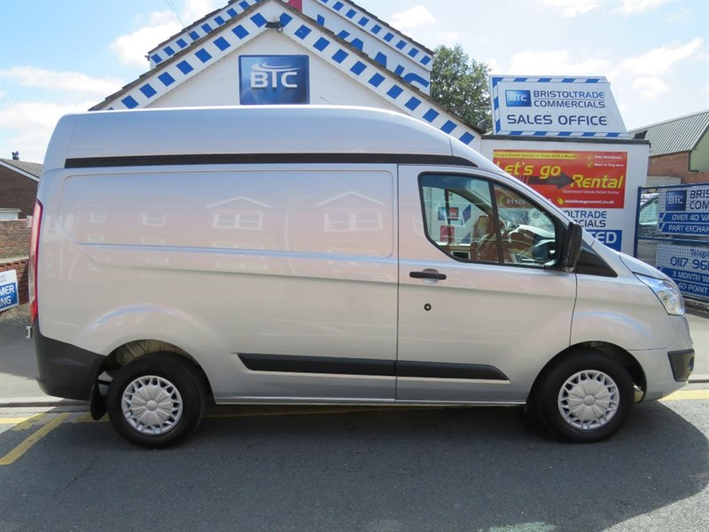 used silver ford transit custom for sale bristol. Black Bedroom Furniture Sets. Home Design Ideas