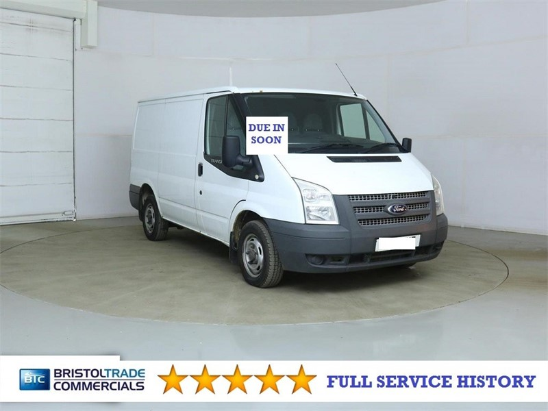 used Ford Transit 260 LR P/V in bristol