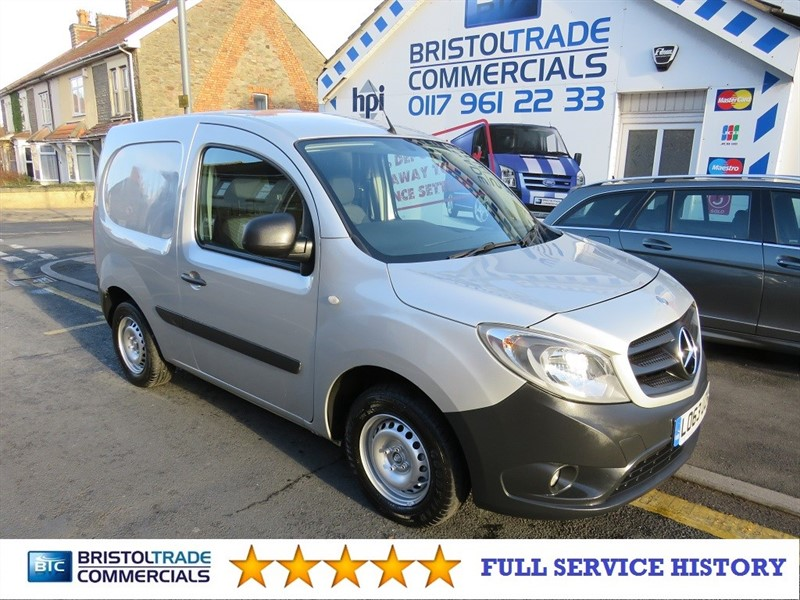 used Mercedes Citan 109 CDI in bristol