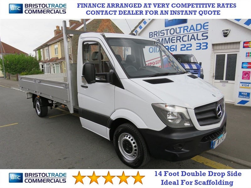 used Mercedes Sprinter 313 CDI in bristol