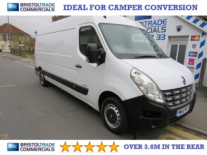 Renault Master for sale