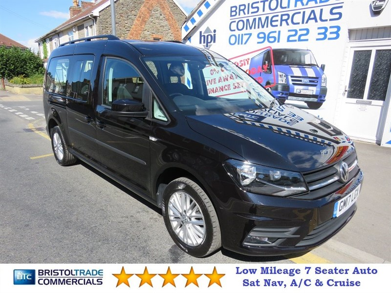used VW Caddy Maxi C20 LIFE TDI in bristol