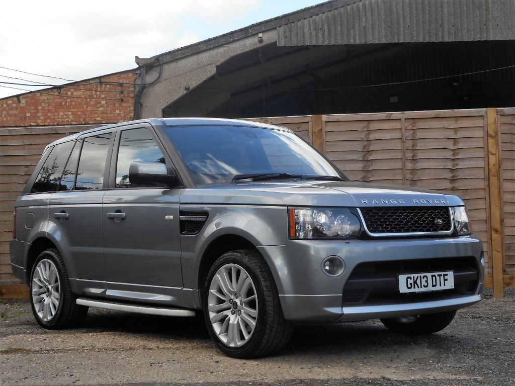 high performance 4x4 the range rover sport s autos post. Black Bedroom Furniture Sets. Home Design Ideas