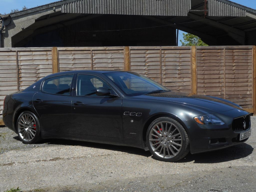 Maserati quattroporte sport gts for sale high wycombe for Porte saloon
