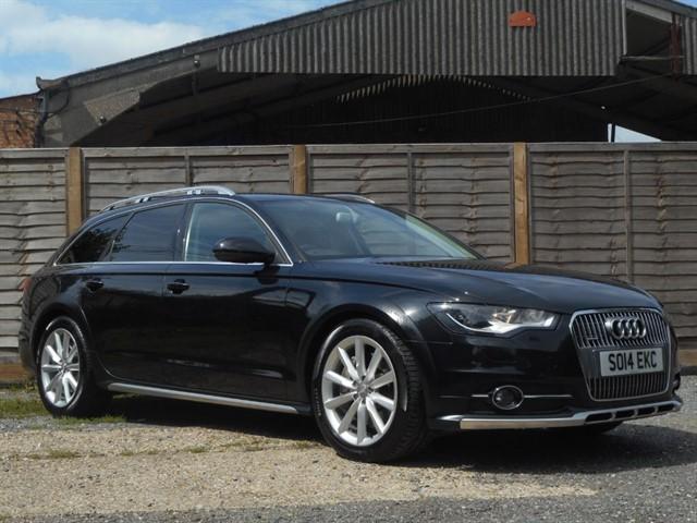used Audi A6 allroad BI TDI QUATTRO 313 BHP