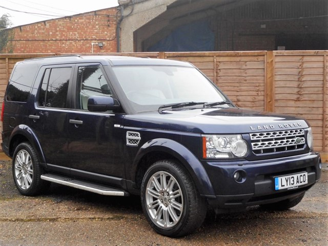 used Land Rover Discovery 4 SDV6 HSE LOVELY SPEC