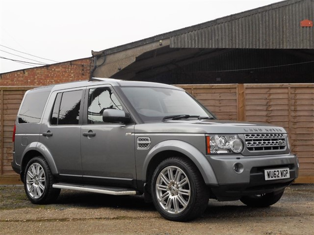 used Land Rover Discovery 4 SDV6 HSE RUNNING BOARDS, TOW BAR