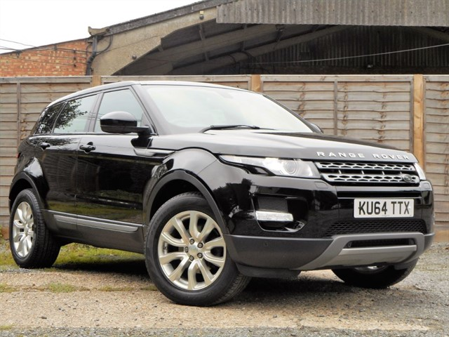 used Land Rover Range Rover Evoque SD4 PURE TECH PAN ROOF, SAT NAV