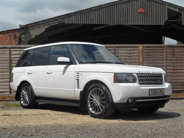 used Land Rover Range Rover V8 AUTOBIOGRAPHY