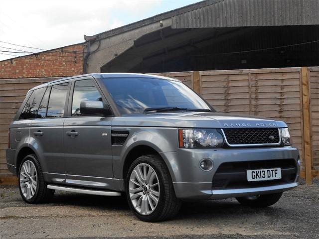 used Land Rover Range Rover Sport SDV6 HSE Autobiography Kit