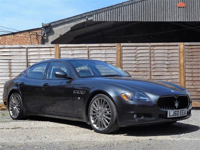 used Maserati Quattroporte  Sport GTS