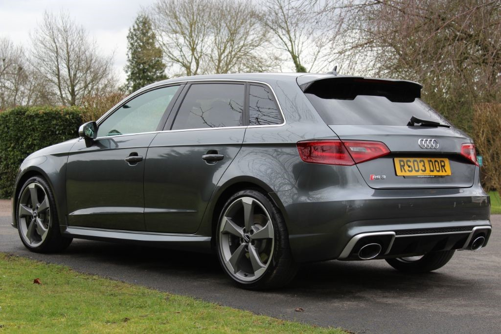 Used Daytona Grey Audi RS3 for Sale