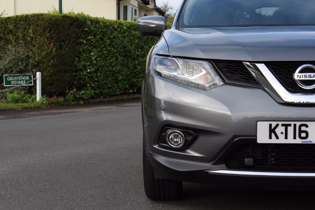 Used Gun Metal Grey Nissan X Trail For Sale