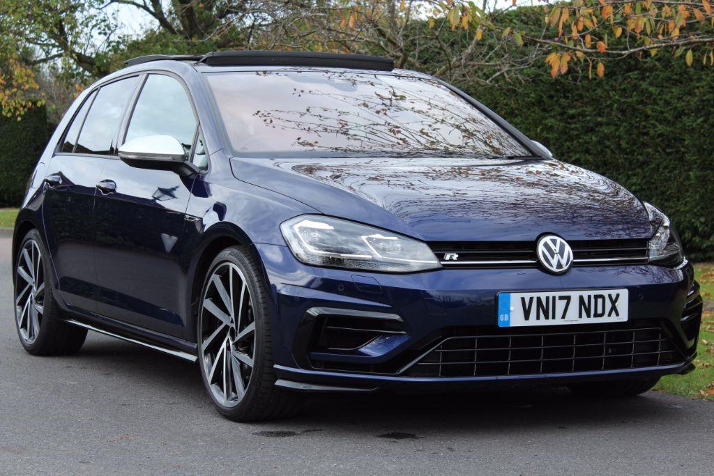 Used Atlantic Blue Vw Golf For Sale Hertfordshire