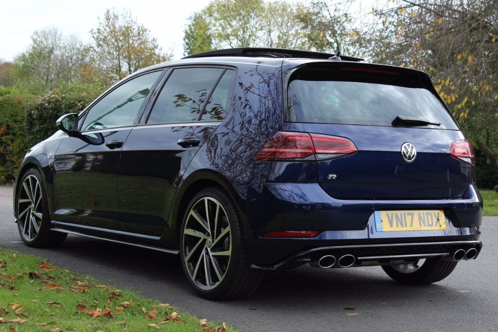 Used Atlantic Blue Vw Golf For Sale Hertfordshire