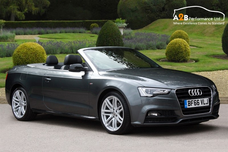 used Audi A5 TDI S LINE SPECIAL EDITION PLUS in watford-hertfordshire