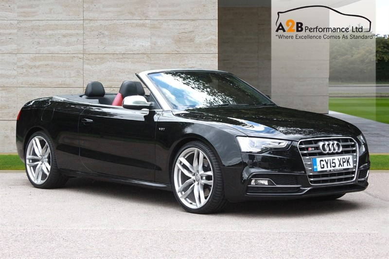 used Audi A5 S5 TFSI QUATTRO in watford-hertfordshire