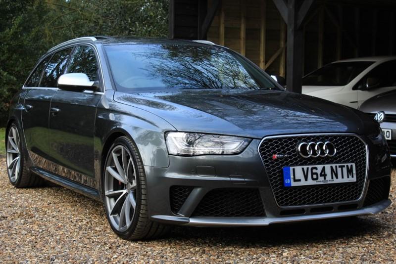 used Audi RS4 Avant RS4 AVANT FSI QUATTRO in watford-hertfordshire