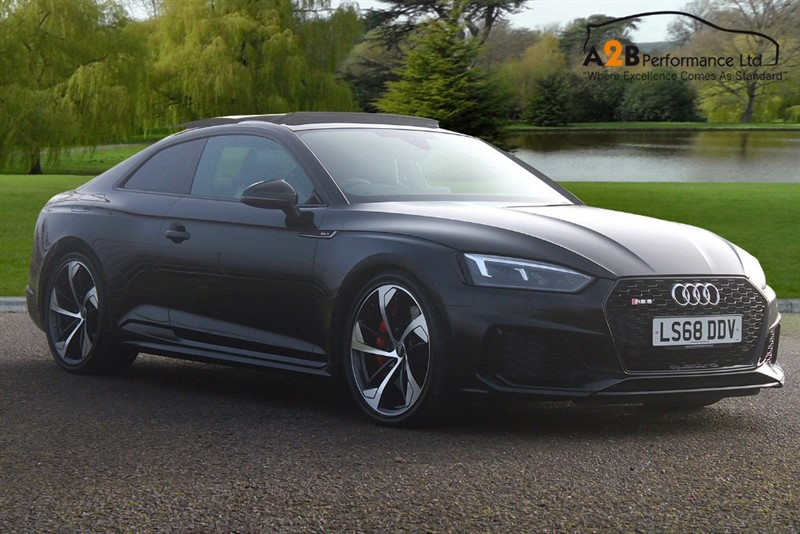 used Audi RS5 RS 5 TSFI QUATTRO in watford-hertfordshire