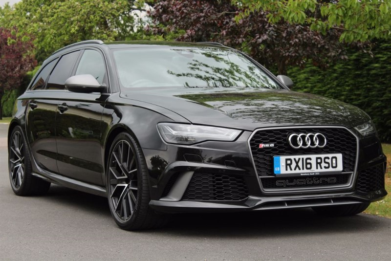 used Audi RS6 Avant Performance RS6 PLUS AVANT TFSI QUATTRO in watford-hertfordshire