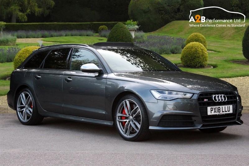 used Audi S6 AVANT TFSI QUATTRO  BLACK EDITION in watford-hertfordshire