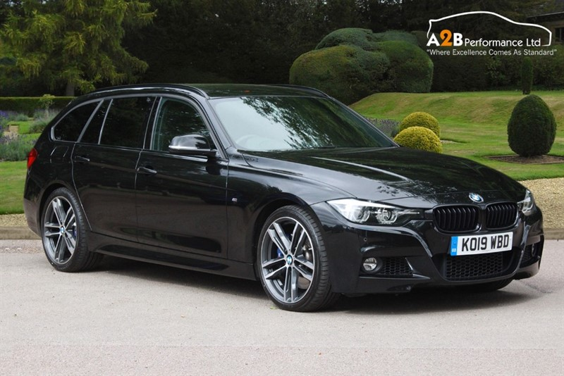 used BMW 340i M SPORT SHADOW EDITION TOURING in watford-hertfordshire