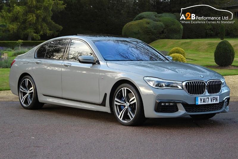 used BMW 750i M SPORT in watford-hertfordshire
