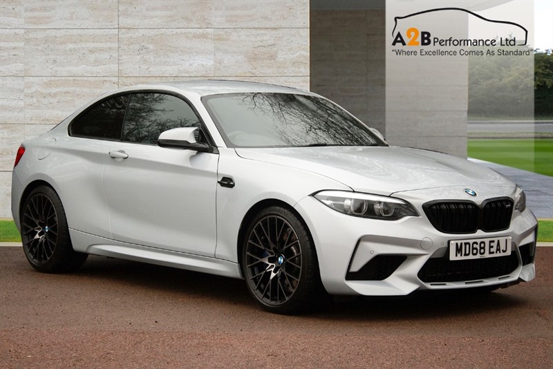 used BMW M2 COMPETITION in watford-hertfordshire